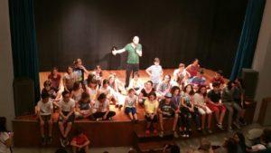 """Corso di """"teatro-educazione"""""""