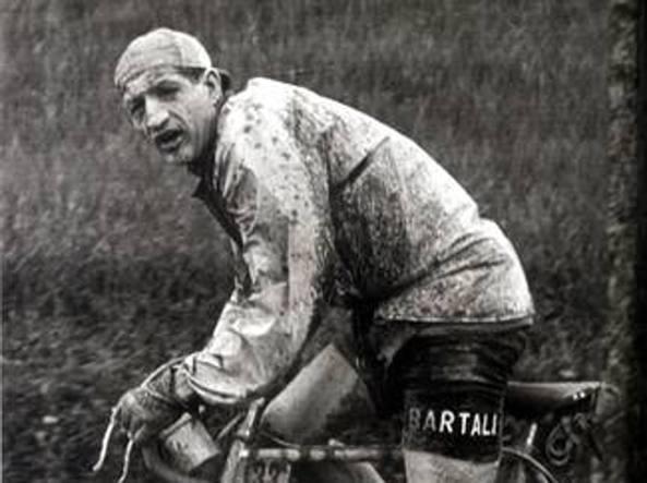 gino bartali bicicletta