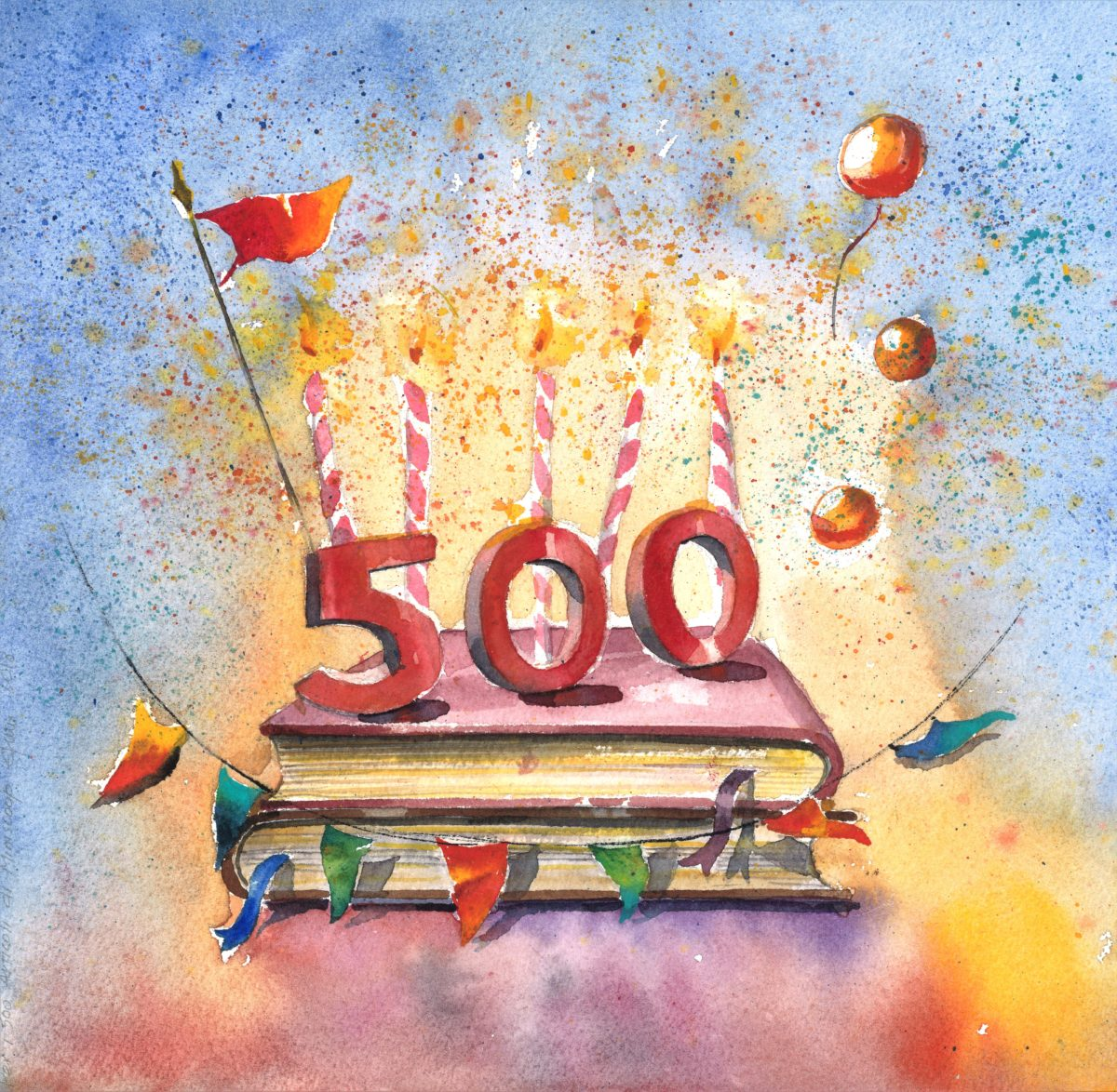 Miniscoop: pubblicato il 500° articolo